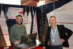 Il calzino spinnaker ATN è utilizzato da skipper famosi come Loïck Peyron