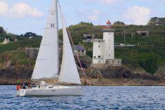 Barca a vela Oceanis del gruppo Bénéteau
