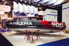 Le mini Arkema au JEC World 2016