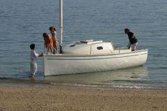 L' Ikone 6.0 devrait avoir une 2ème vie en bateau électrique