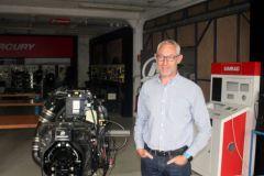 Laurent Winisky, direttore dell'INB