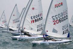Marçon Yachting distribuisce il gommone olimpico ILCA