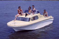 Le modèle Seabird qui a fait naufrage était produit par Jeanneau dans les années 1970