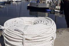 Bobina di corda compostabile Biorope sviluppata da Intermas
