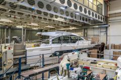 Fairline Yachts Factory a Oundle