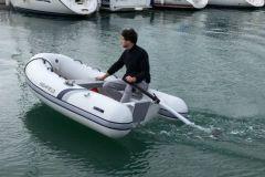 Il motore elettrico per la gara d'appalto TEMO ha vinto il concorso per l'innovazione della Nautic del 2019