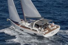 L'Oceanis Yacht 54 fa parte della strategia nautica di fascia alta del Gruppo Bénéteau