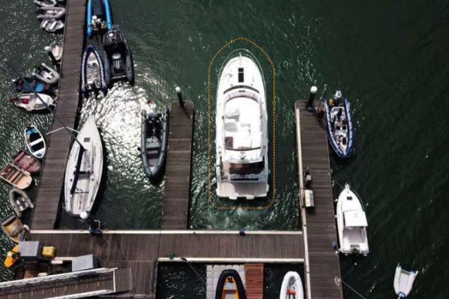 Docking con tecnologia DockSense