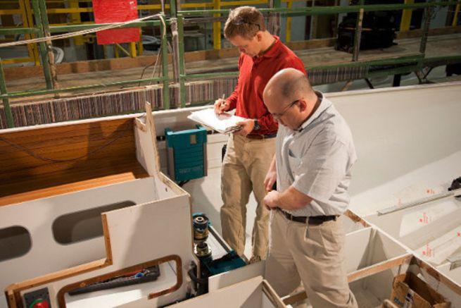 Esperti dell'American Boat and Yacht Council