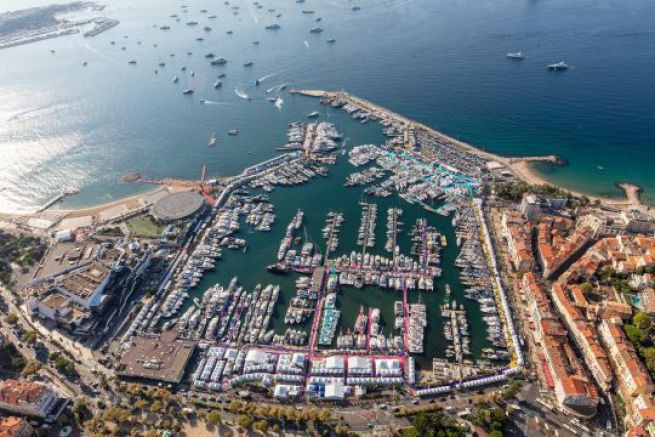Festival di Cannes Yachting